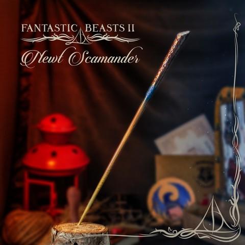 Download 3D model NEWT SCAMANDER WAND - Fantastic Beasts, tolgaaxu