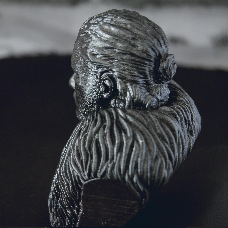 6.jpg Download OBJ file Jon Snow - Game of Thrones • 3D printable template, tolgaaxu