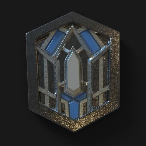 Télécharger fichier 3D CEINTURE THORIN OAKENSHIELD, tolgaaxu