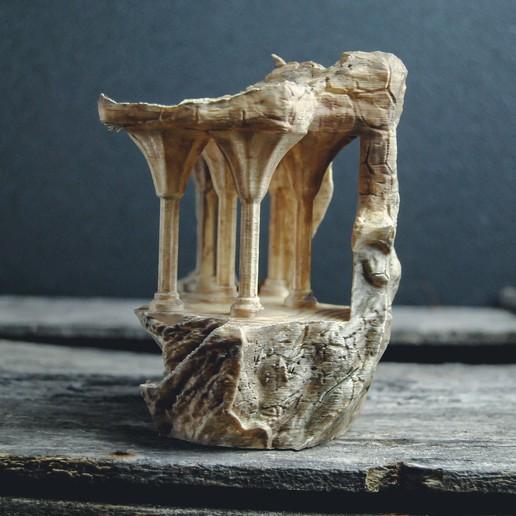 3.JPG Télécharger fichier OBJ Le monument perdu • Design pour impression 3D, tolgaaxu