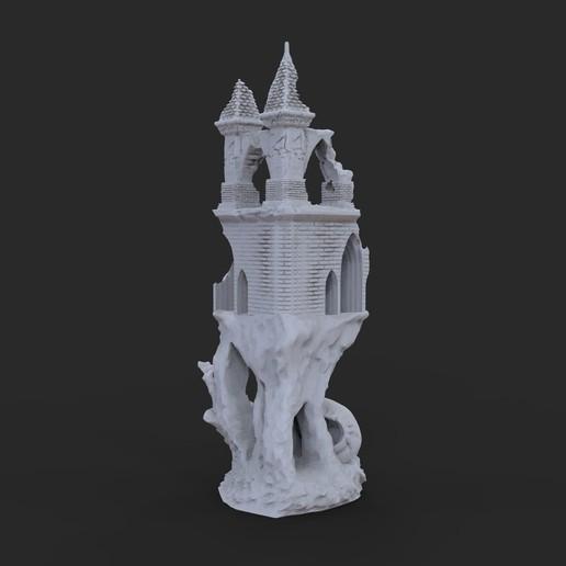 12.jpg Télécharger fichier OBJ Ancien château de Raven • Modèle imprimable en 3D, tolgaaxu