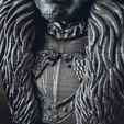 Download 3D printing designs Jon Snow - Game of Thrones, tolgaaxu