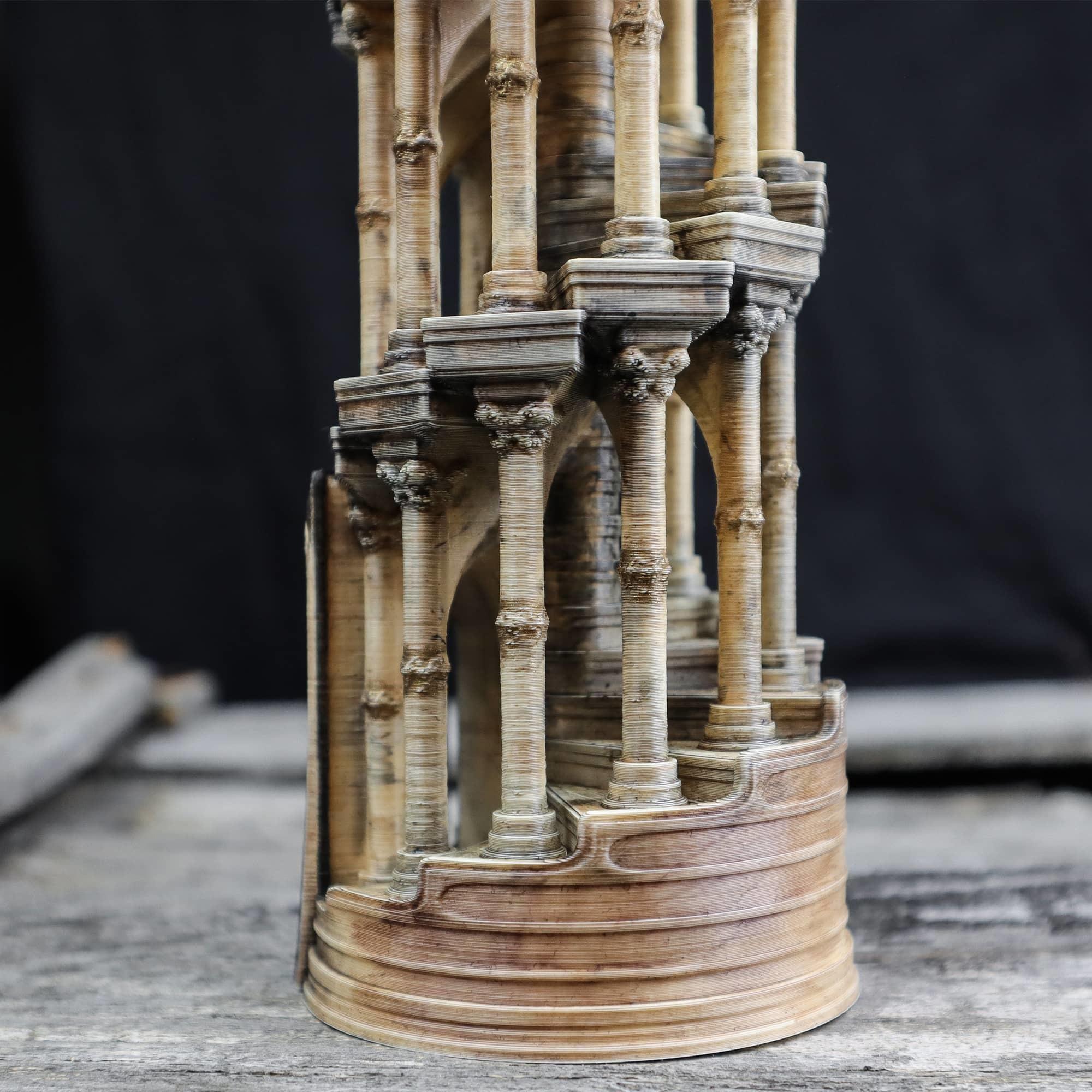 18.jpg Download OBJ file Eternity Columns • 3D printer model, tolgaaxu