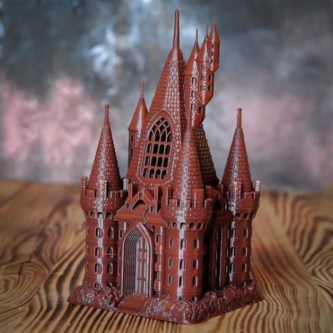 2.jpg Download OBJ file The Five Tower Hall • 3D printable template, tolgaaxu