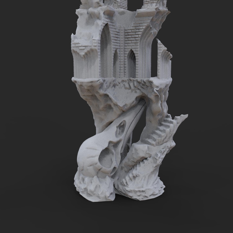 14.jpg Télécharger fichier OBJ Ancien château de Raven • Modèle imprimable en 3D, tolgaaxu