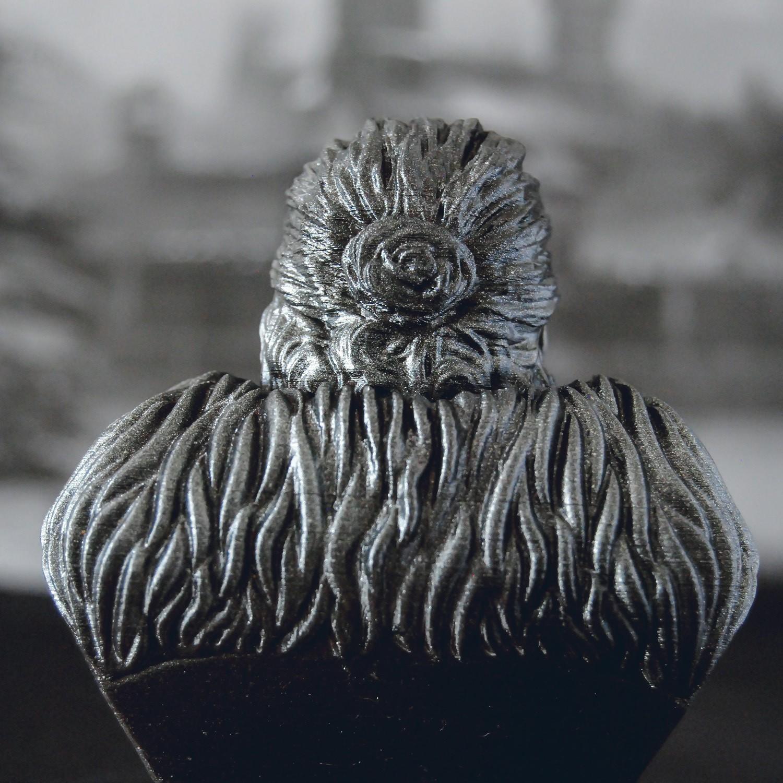 7.jpg Download OBJ file Jon Snow - Game of Thrones • 3D printable template, tolgaaxu