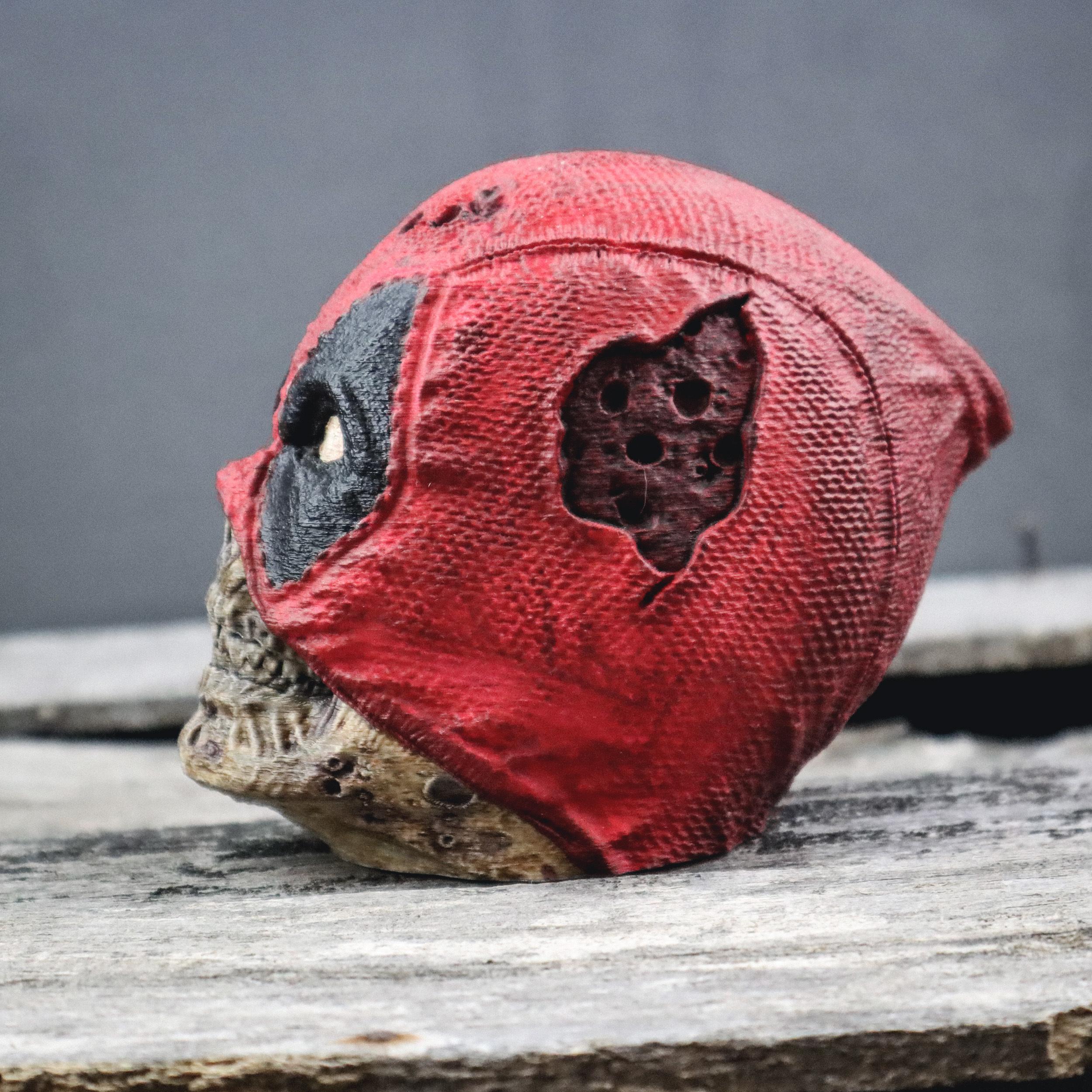 4.jpg Descargar archivo OBJ Zombie Deadpool • Objeto imprimible en 3D, tolgaaxu
