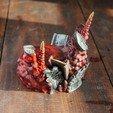 Plan imprimante 3D Buste Deadpool - Brisé et explosé, tolgaaxu