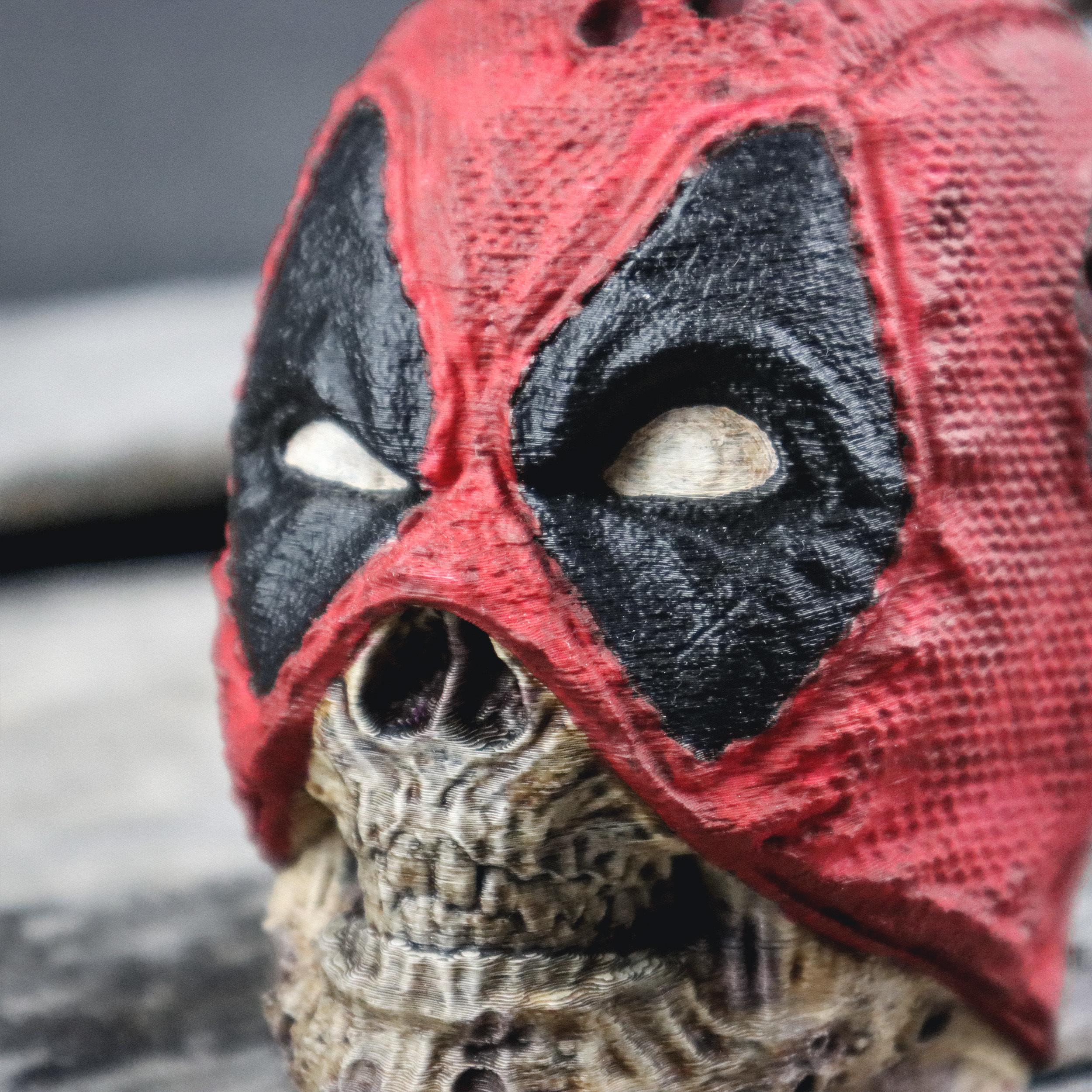 6.jpg Descargar archivo OBJ Zombie Deadpool • Objeto imprimible en 3D, tolgaaxu