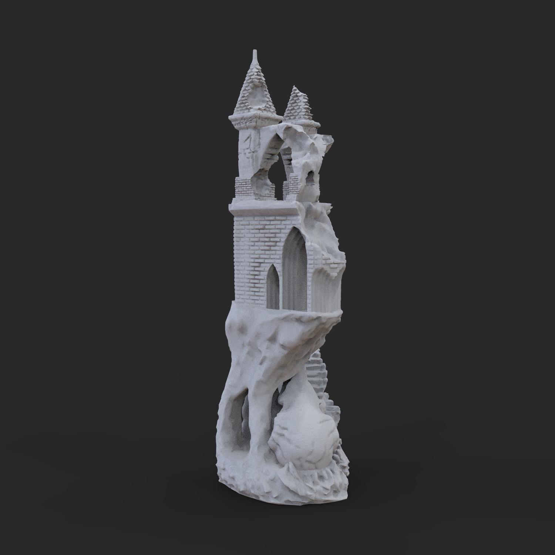 13.jpg Télécharger fichier OBJ Ancien château de Raven • Modèle imprimable en 3D, tolgaaxu