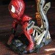 Descargar archivo 3D El Hombre Araña Lejos de Casa (Cabeza Grande, Culo Pequeño), tolgaaxu