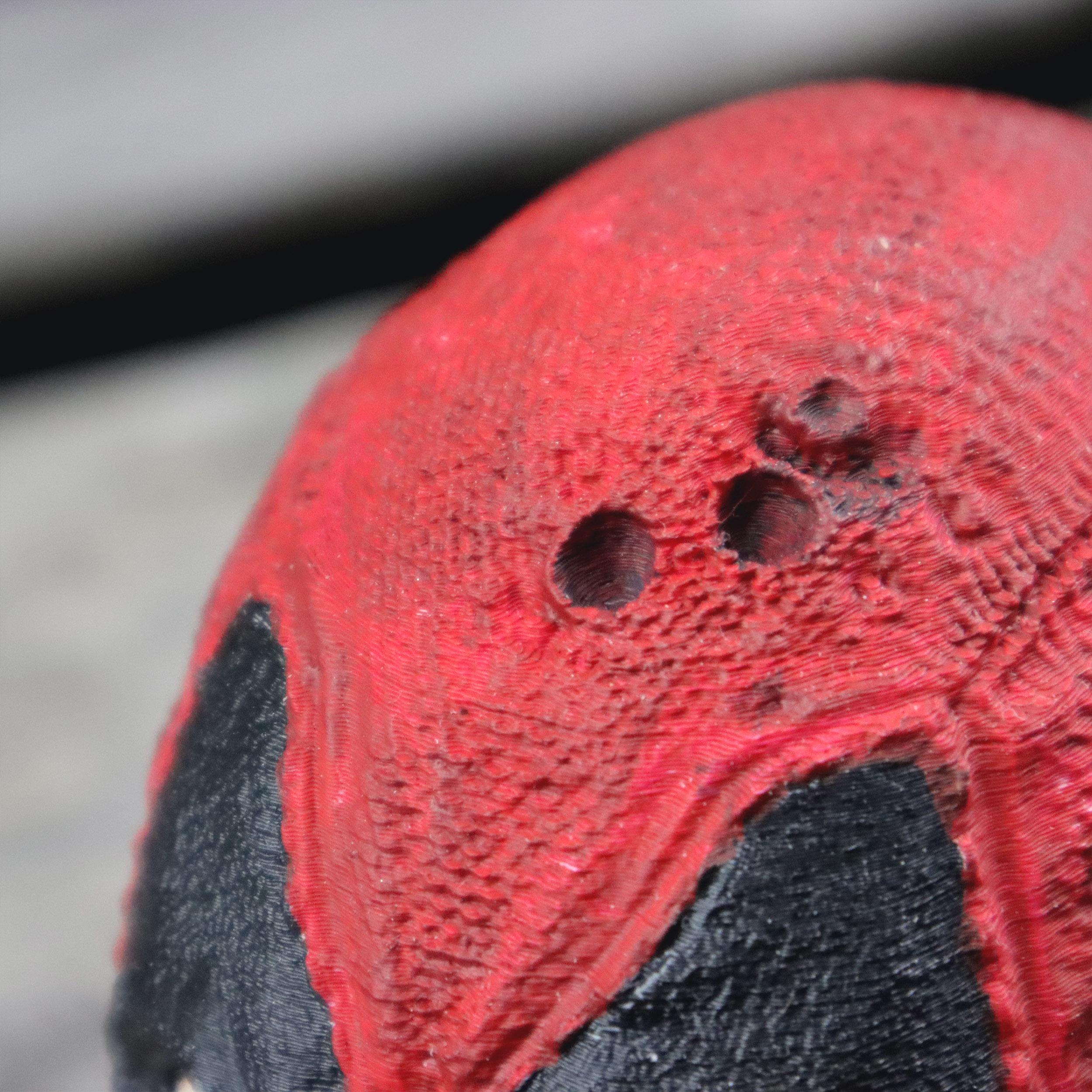 11.jpg Descargar archivo OBJ Zombie Deadpool • Objeto imprimible en 3D, tolgaaxu