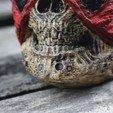 7.jpg Descargar archivo OBJ Zombie Deadpool • Objeto imprimible en 3D, tolgaaxu