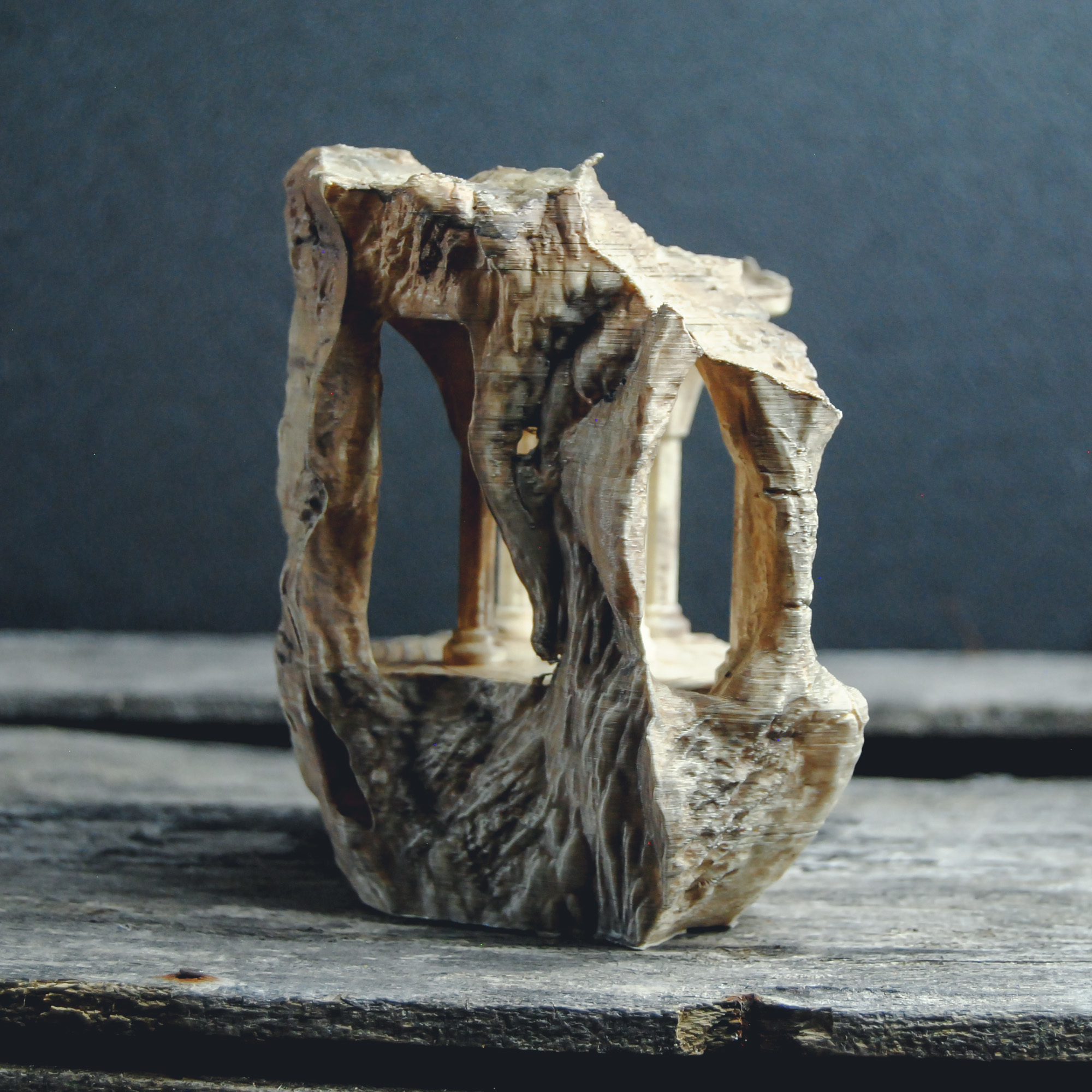 7.JPG Télécharger fichier OBJ Le monument perdu • Design pour impression 3D, tolgaaxu
