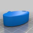 Download free 3D printer designs Key enlarger / key turner assistant, weirdcan