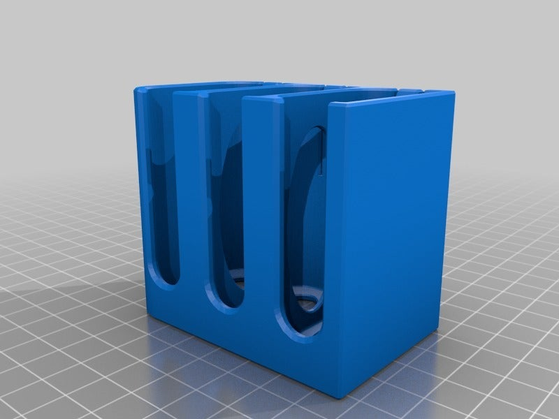 ec6c08044aca158c0dbd0c8dbea60fc4.png Download free STL file Panasonic GH4/GH5 Battery Case • Design to 3D print, weirdcan