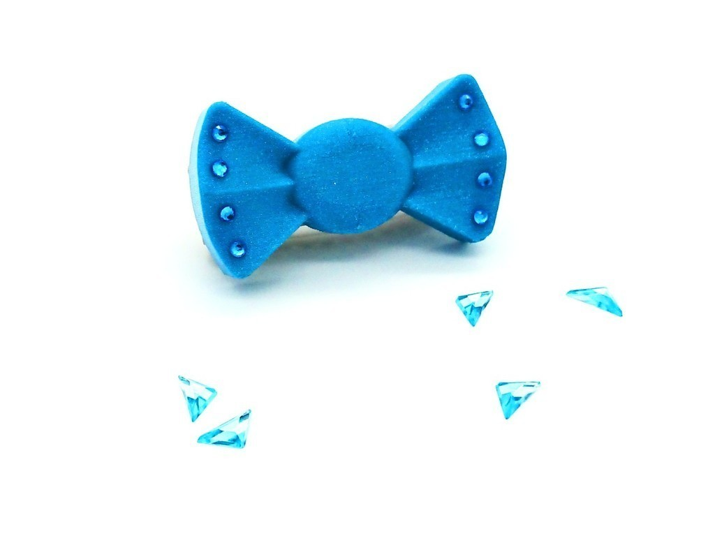 9d04534438dc580a0d90314a52b07c76_display_large.jpg Download free STL file Candy Hair Clip • Object to 3D print, DasMia