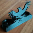 Capture d'écran 2018-04-16 à 14.30.38.png Download free STL file Atomizer Stand with Crow • 3D print model, DasMia