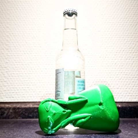 Descargar archivos STL gratis UBO - El Abridor de Botellas Desconocido, DasMia