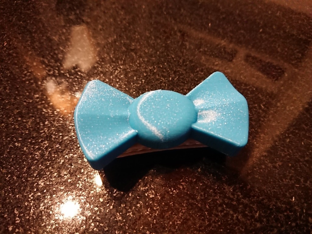 168aa5f3bb02576e645028d77c30b37f_display_large.JPG Download free STL file Candy Hair Clip • Object to 3D print, DasMia