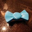 Download free 3D printer designs Candy Hair Clip, DasMia