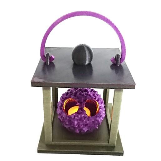 Download free 3D printing templates Creepy Lamp (#CemeteryPets), DasMia