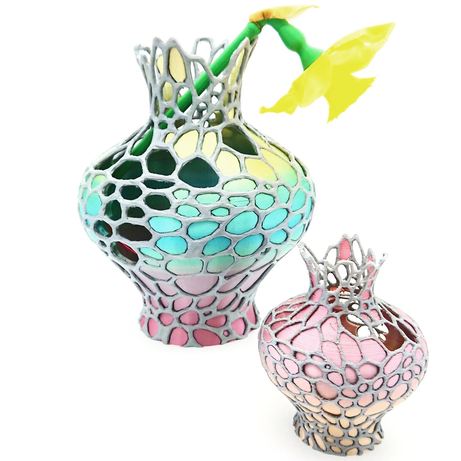 PicsArt_06-18-08.00.25.jpg Download free STL file Organic Amphora • 3D printer template, DasMia