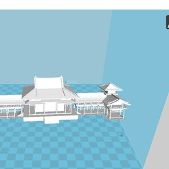 byo.jpg Download STL file Byodoin Temple KYOTO • Design to 3D print, 3dprintiing