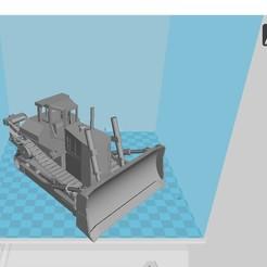 Download 3D printer files Backhoe loader, 3dprintiing