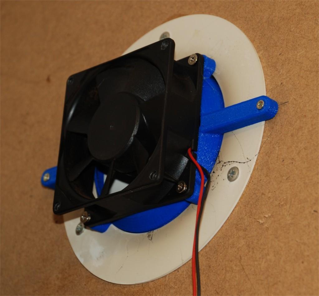 5ba215fd3c437823dbaa455b9ef3737b_display_large.jpg Download free STL file Fan Adapter 80mm -> 95mm • 3D printing design, dede67