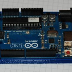 Free 3d printer designs ArduinoUNO Bed, dede67