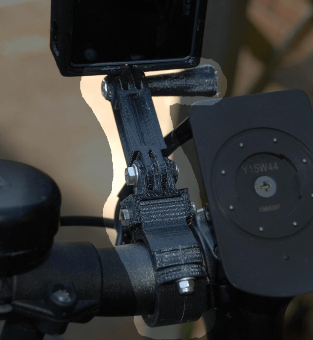 Capture d'écran 2018-05-10 à 10.45.02.png Télécharger fichier STL gratuit Support de guidon GoPro (personnalisable) • Design imprimable en 3D, dede67