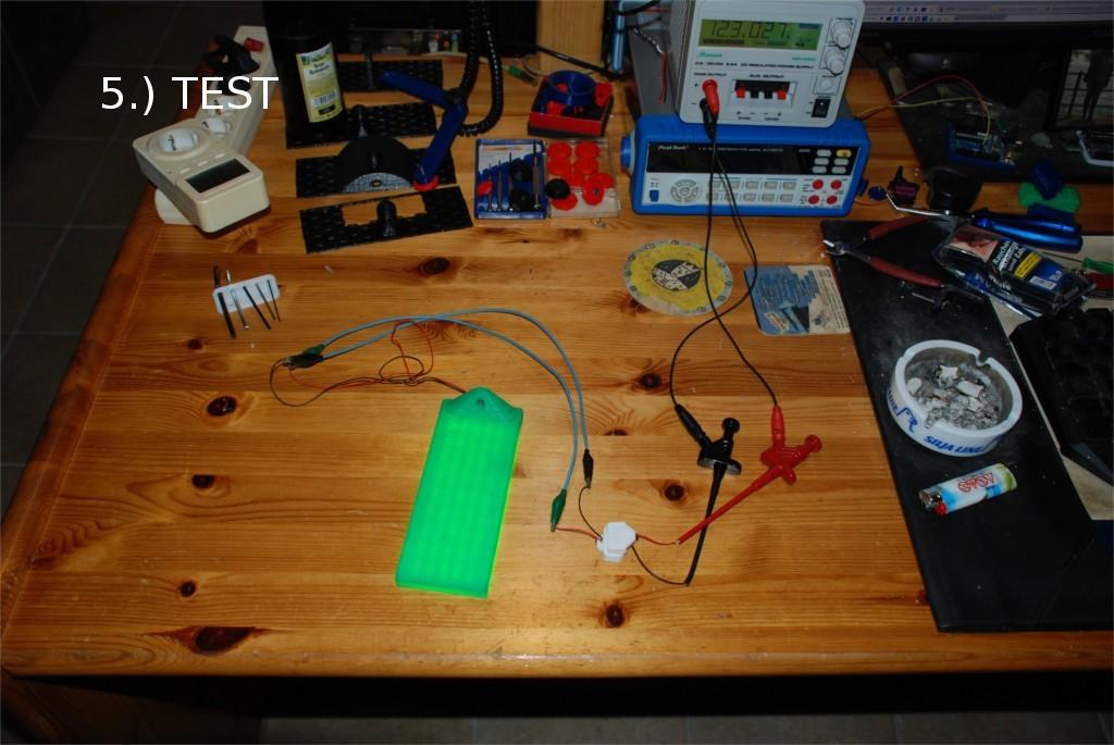 MagnetVerbinder-5a.jpg Download free STL file Magnetic connector for low voltages (24V max) • 3D print model, dede67