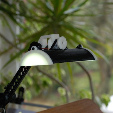 STL gratuit Lampe de LED-Strips V2.1, dede67