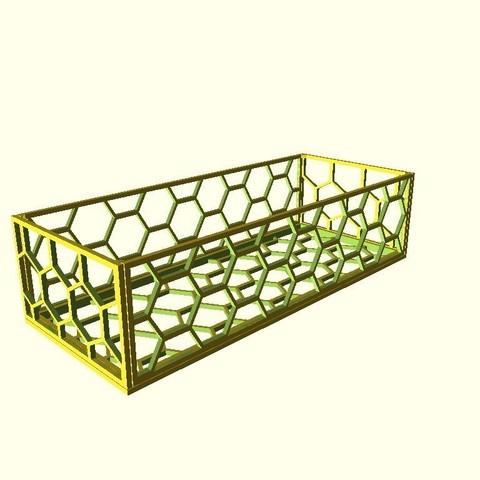 9f896d986e490309a9c63011926ea938_display_large.jpg Download free STL file Customizable Skeleton Frame V2 • 3D printer design, dede67