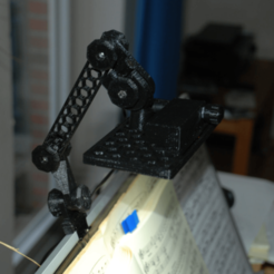 Download free 3D printer designs Customizable Lamp from LED-Strips with Dimmer, dede67