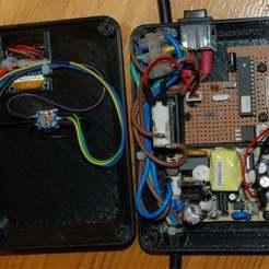 Ausschalttimer-fertig-offen.jpg Télécharger fichier SCAD gratuit Boîtier pour une minuterie d'arrêt • Design à imprimer en 3D, dede67