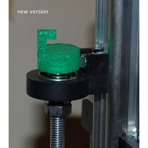 Download free STL file K8200 Z-axis rotation indicator • 3D printing model, dede67