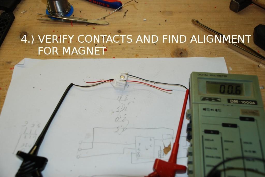 MagnetVerbinder-4a.jpg Download free STL file Magnetic connector for low voltages (24V max) • 3D print model, dede67