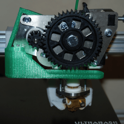 Free 3D printer model K8200-Extruder-Contamination-Protection, dede67