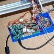 Télécharger fichier imprimante 3D gratuit Socle du contrôleur K8200 avec presse-étoupe à bride, dede67