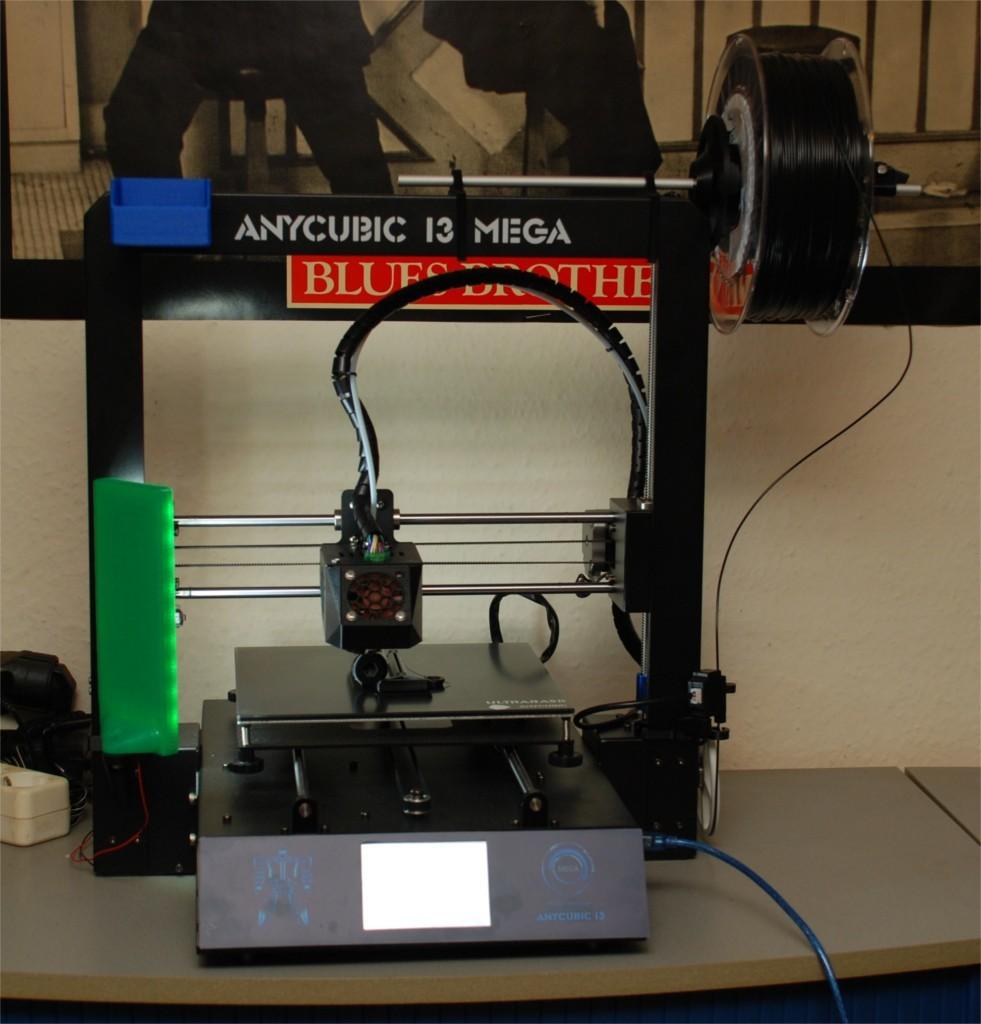 f099fa8bb5e769292dd286d3ef333c50_display_large.jpg Download free STL file Anycubic I3 Mega Spool Holder • 3D print object, dede67