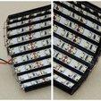 Download free 3D printer model Lamp from LED-Strips V2.1, dede67