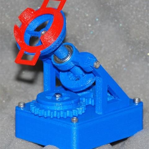 Free Watch Winder 3D model, dede67