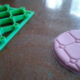3.PNG Download STL file Texturizers for Porcelain / Cakes / Cookies • 3D printer template, Ushuaia3D