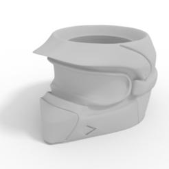 cross 1.PNG Download STL file MATEcross helmet • 3D print model, brianbhs