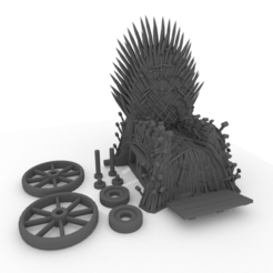 STL got! bran meme iron throne, brianbhs