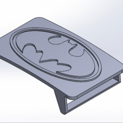 Download STL files Batman Evilla Belt, Marolce19