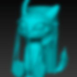 Télécharger fichier 3D gratuit chimuelo lapicero Porte-stylo sans dents, Marolce19