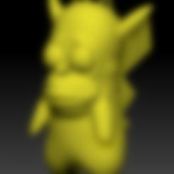 Télécharger fichier impression 3D gratuit Pikahomero, Marolce19
